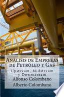 Análisis de Empresas de Petróleo y Gas