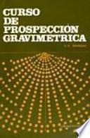 Curso de prospección gravimétrica
