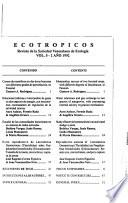 Ecotropicos