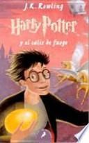 Harry Potter 4 y el cáliz de fuego