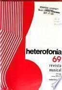 Heterofonía
