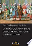 La república universal de los francmasones