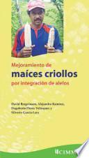 Mejoramiento de Maices Criollos por Integración de Alelos