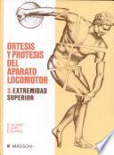 Viladot, R., Ortesis y prótesis del aparato locomotor ©1994 Últ. Reimpr. 2005