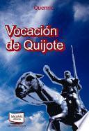 Vocación de Quijote